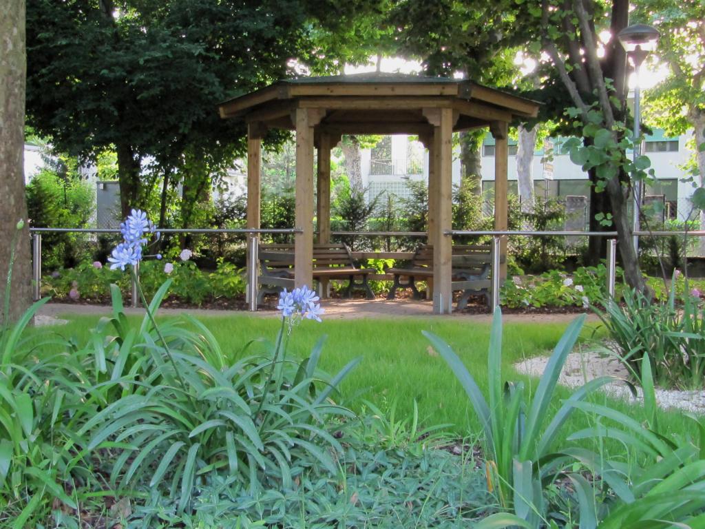 Foto centro giardino for Case di riposo per anziani